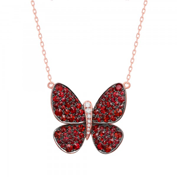 Maira - Wollem Necklace