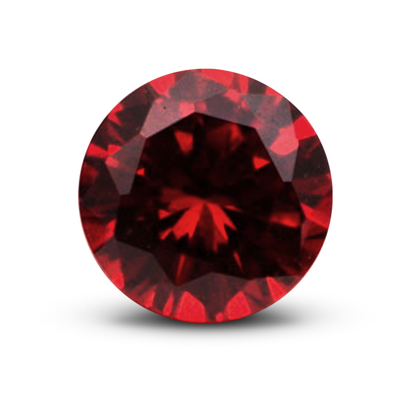 Diamond Cut Garnet
