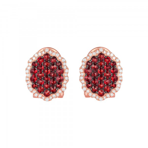 Samar - Wollem Earrings